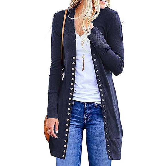 🛍Casual Cardigan stretchy NEW🛍